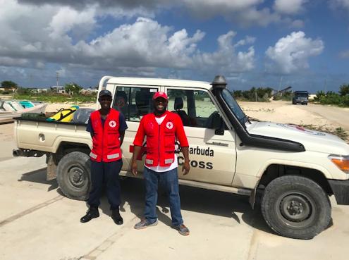 Barbuda Red Cross